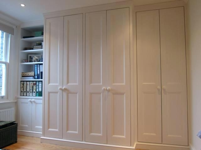 Well Liked Solid Wood Fitted Wardrobes Inside Wardrobes ~ Solid Wood Built In Wardrobes Solid Wood Fitted (View 5 of 15)