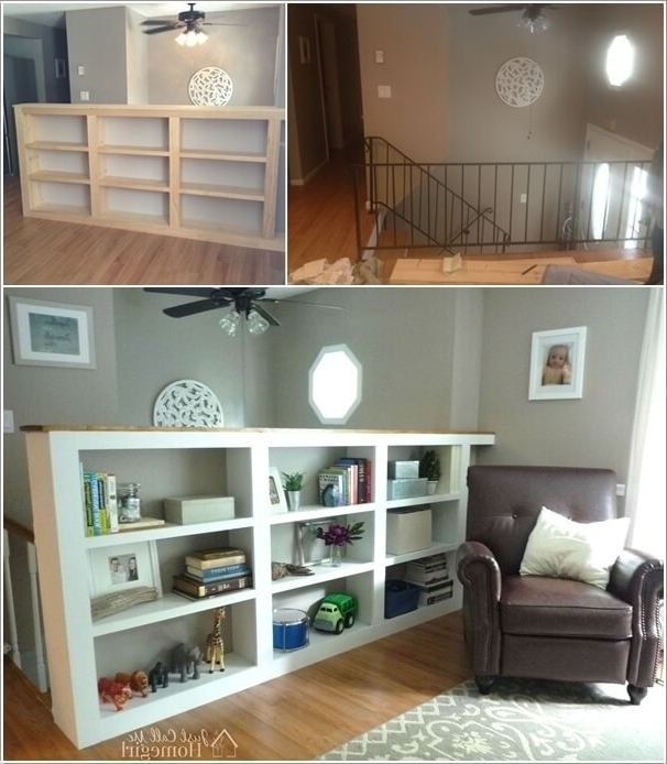 Well Liked These Diy Low Bookcases Are Simply Amazing With Low Bookcases (View 14 of 15)