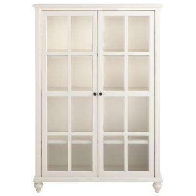 Well Liked White Bookcases Within White – Bookcases – Home Office Furniture – The Home Depot (View 9 of 15)