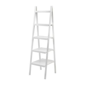 Well Liked White Ladder Shelf – House Decorations Throughout White Ladder Shelf (View 15 of 15)