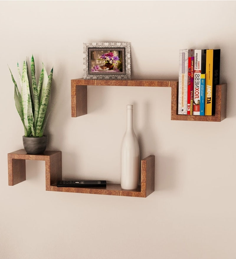 Well Liked Wooden Wall Shelves Inside Amazing Wooden Wall Shelves 9l23 – Tjihome (View 5 of 15)