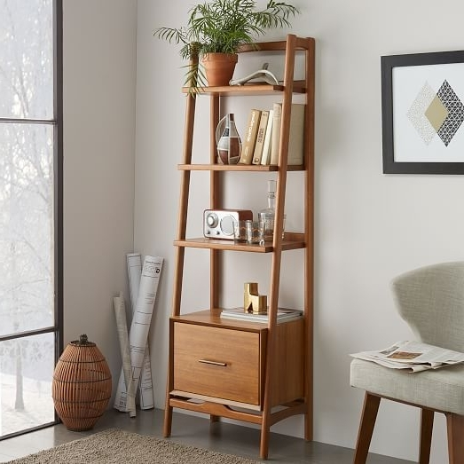 Featured Photo of West Elm Bookcases