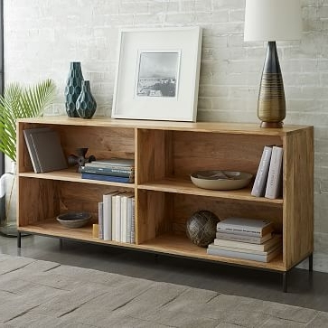 West Elm Pertaining To Low Bookcases (View 15 of 15)