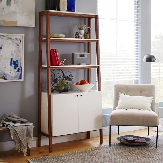 West Elm With West Elm Bookcases (View 13 of 15)