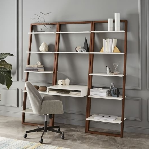 West Elm Within Desktop Bookcases (View 15 of 15)