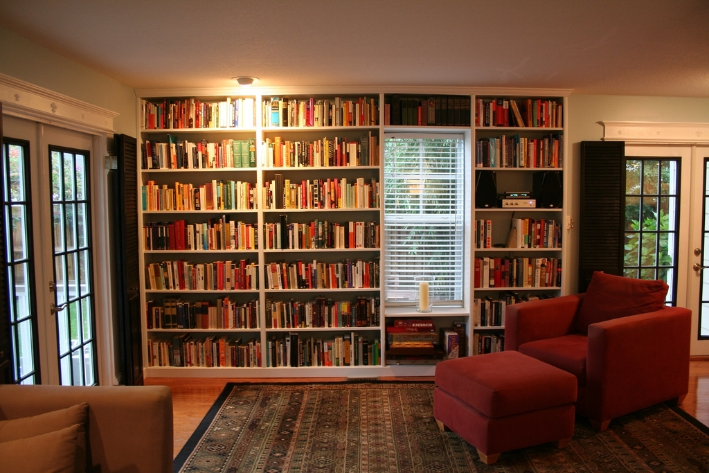 What Your Bookshelf Says About Your Personality In Best And Newest Bookshelves (View 15 of 15)