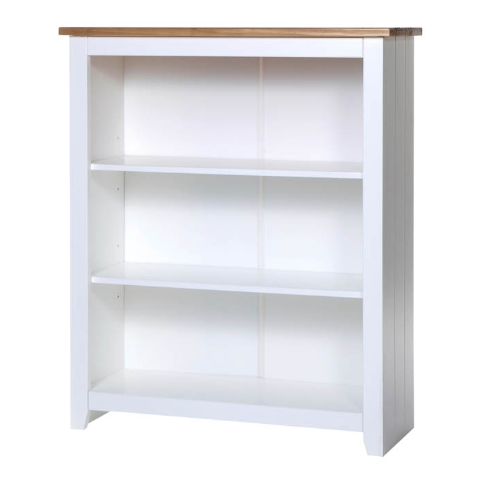 White Bookcases Within Preferred Columbo White Low Bookcase (View 15 of 15)