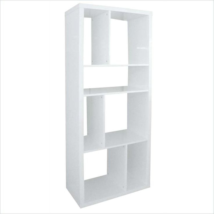 White Shelving Units With Regard To Famous Best 25+ White Shelving Unit Ideas On Pinterest (View 3 of 15)