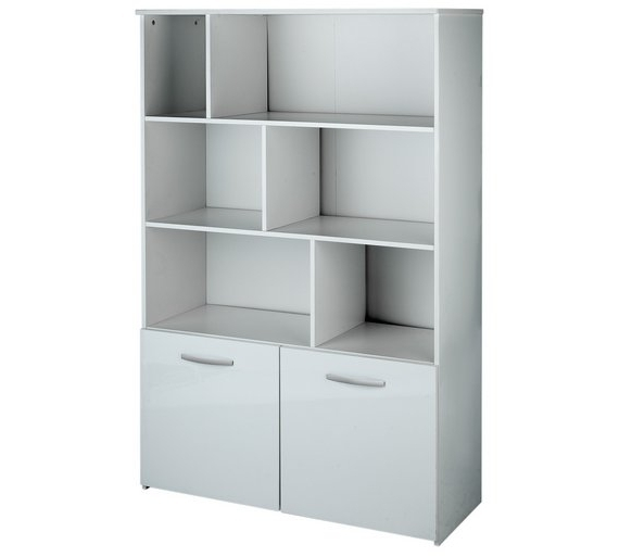 White Shelving Units With Well Known White Shelving Unit Shelves Glamorous – Golfocd (View 15 of 15)