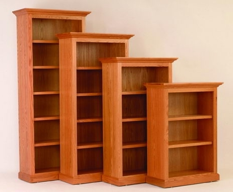 Featured Photo of Solid Oak Bookcases