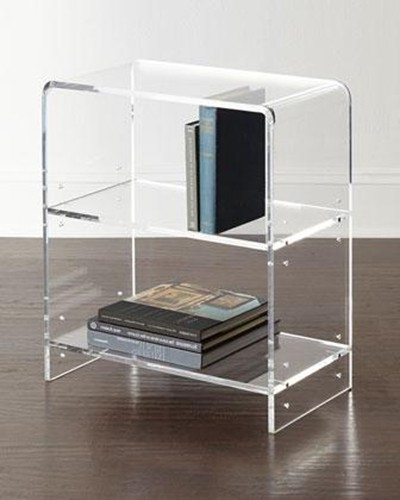Widely Used Acrylic Bookcases With Regard To Home Furniture Clear Acrylic Bookcase,high Quality Lucite Acrylic (View 15 of 15)