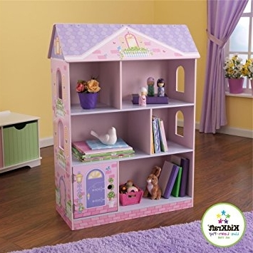 Widely Used Amazon: Kidkraft Dollhouse Bookcase: Toys & Games Pertaining To Kidkraft Bookcases (View 15 of 15)