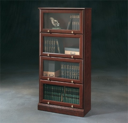 Widely Used Barrister Bookcase – Antique Bookshelves With Elegant Designs With Regard To Lawyer Bookcases (View 14 of 15)