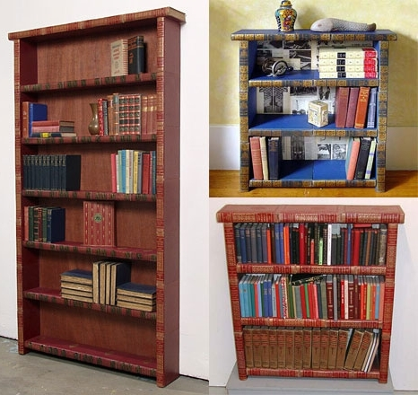 Widely Used Book Cupboard Designs Regarding Brilliant Bookcases: 20 Best Bookshelf & Bookcase Designs (View 13 of 15)