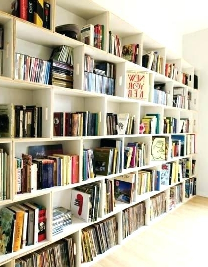 Widely Used Book Shelving Systems Inside Modular Bookcase Systems Modular Bookcase System Enchanting (View 15 of 15)