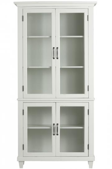 Widely Used Glass Bookcases Within Martin Glass Bookcase Bookcases Bookshelves Bookcase With White (View 15 of 15)