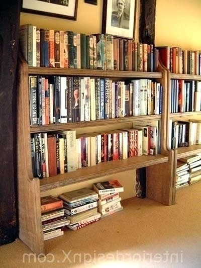 Widely Used Handmade Bookshelves – Hostingucuz Regarding Handmade Bookshelves (View 14 of 15)