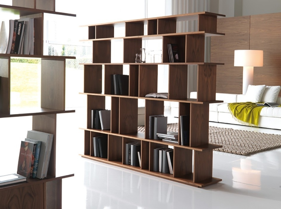 Widely Used Loft Bookcase / Room Dividercattelan Italia – Bookshelves In Bookcases Room Dividers (View 15 of 15)