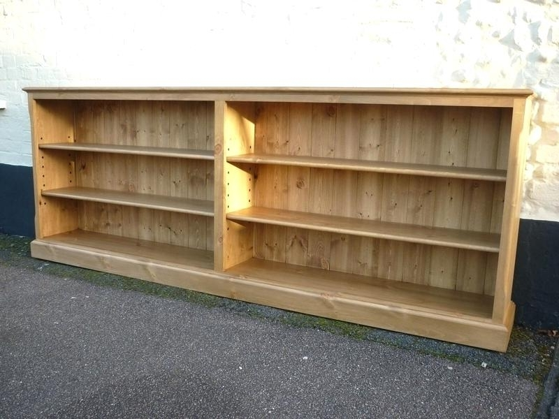 Widely Used Long Bookcases With Regard To Long Horizontal Bookcase – Hercegnovi (View 14 of 15)