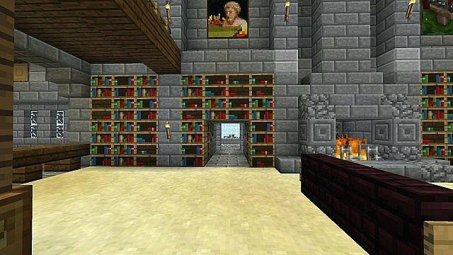 Widely Used Minecraft Bookcases Within Minecraft Bookcases Disappear Bookshelf Mod – Home Decoration (View 10 of 15)
