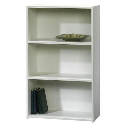 Widely Used Target: The Room Essentials, 3 Shelf Bookcase – $ (View 2 of 15)