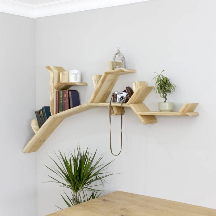 Widely Used Tree Bookcases Regarding Contemporary Bookcase / Wooden Child's Louanechristophe (View 14 of 15)