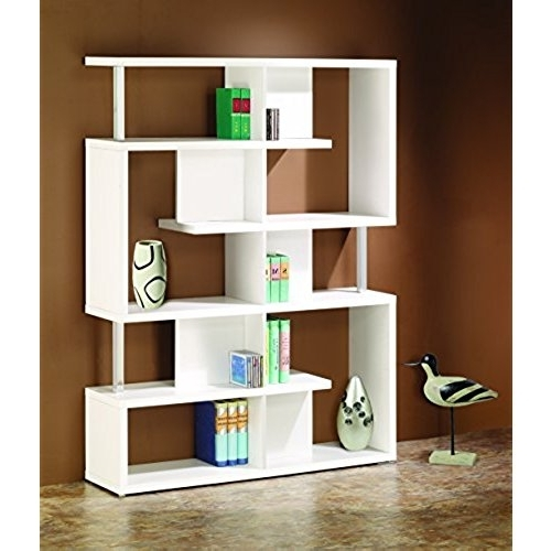 Widely Used Unique Bookcases: Amazon Inside Unique Bookcases (View 15 Of 15)
