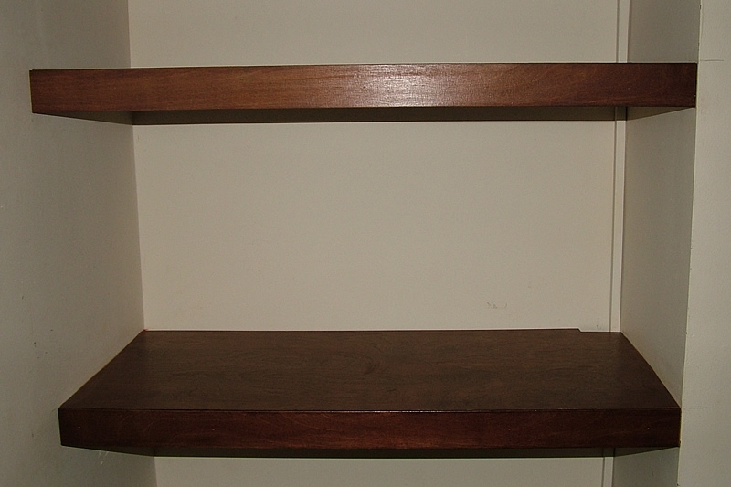 Wood For Shelves Within Popular Strikingly Design Wood For Shelves Amazing Floating Custom Made (View 6 of 15)
