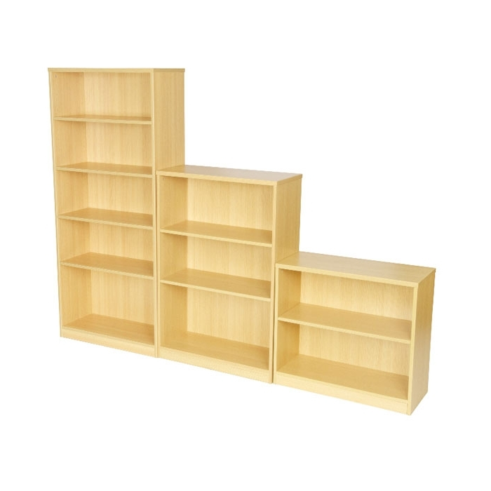 Wooden Bookcase (View 2 of 15)