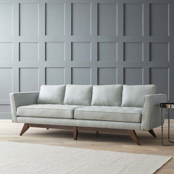 10 Modern Sofas To Plan Your Living Room Around (View 1 of 10)