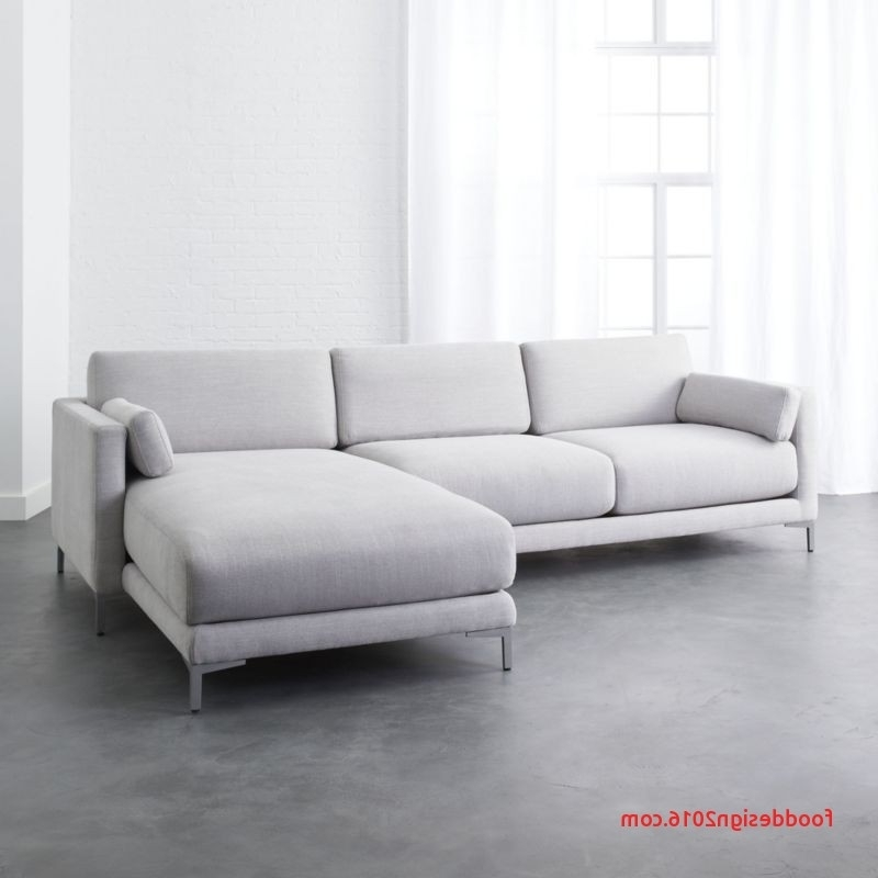 110X90 Sectional Sofas For Preferred Lovely Sectional Sofa Grey (View 2 of 10)