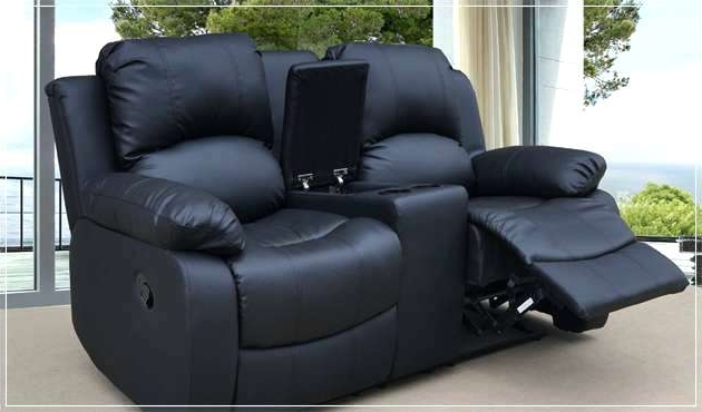 2 Seat Recliner Sofas In Newest 2 Seat Reclining Sofa 2 Recliner Sofa Valencia 2 Seater Leather (View 2 of 10)