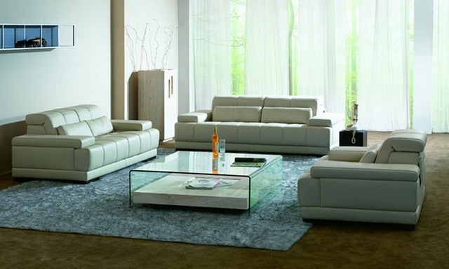 2 Seat Sectional Sofas With Regard To Most Recent Italian Sofa 2013 New Design Classic 1 2 3 Large Size Modern (View 2 of 10)
