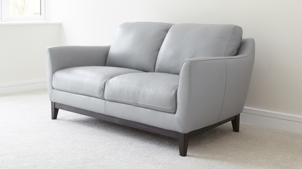 2 Seater Leather Sofa (View 1 of 10)