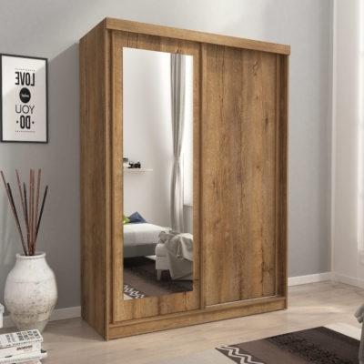 2 Sliding Door Wardrobes Throughout Best And Newest 2 Door Sliding Wardrobes (View 3 of 15)