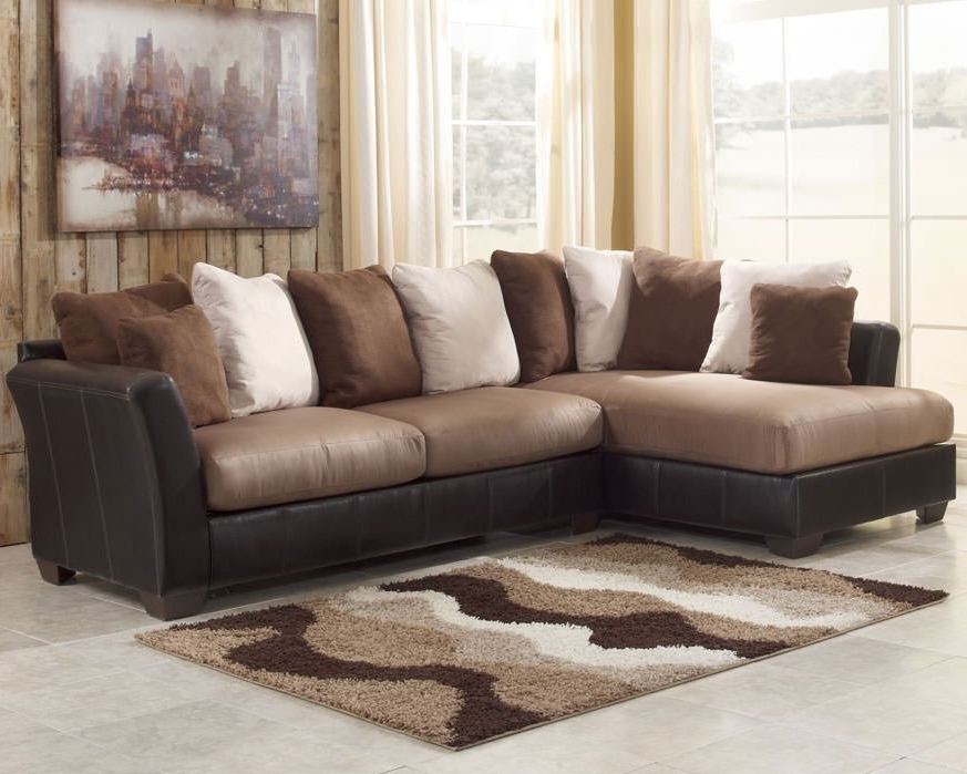 2017 Ashley Furniture Chaise Sofas For Gray Sectional Sofa Ashley Furniture Centerfieldbar Sofas Couch (View 1 of 15)