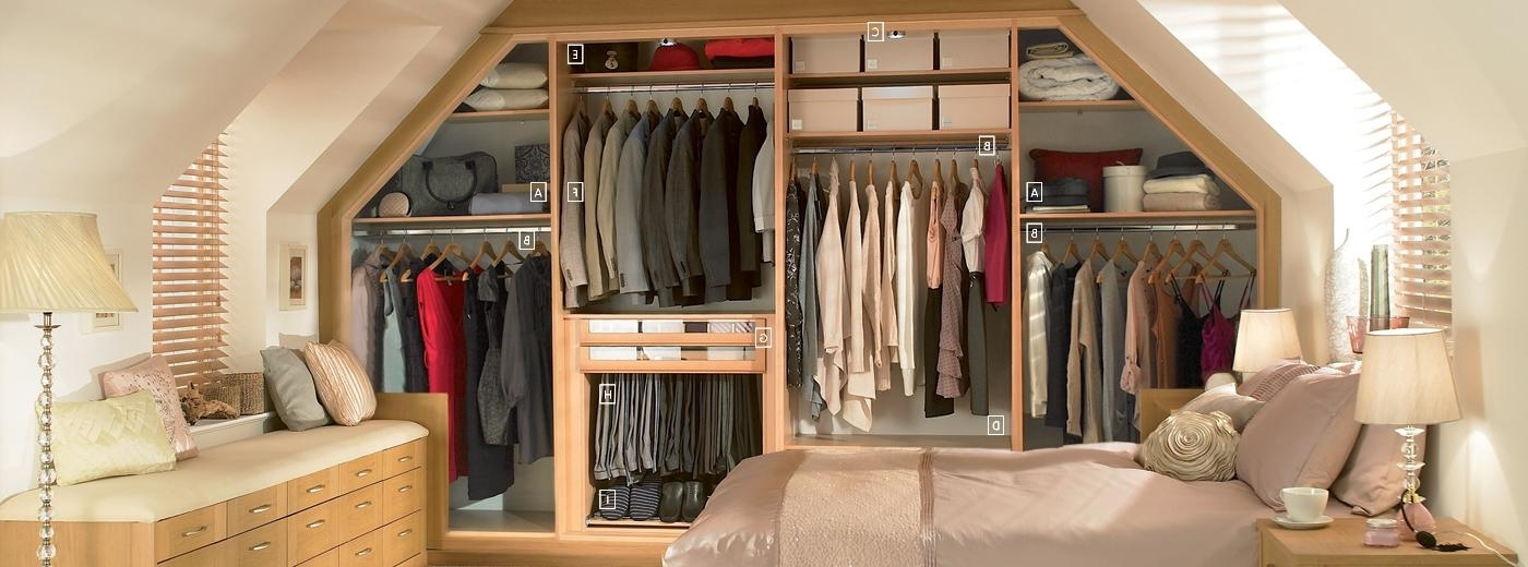 2017 Bedroom Wardrobe Storage (View 1 of 15)