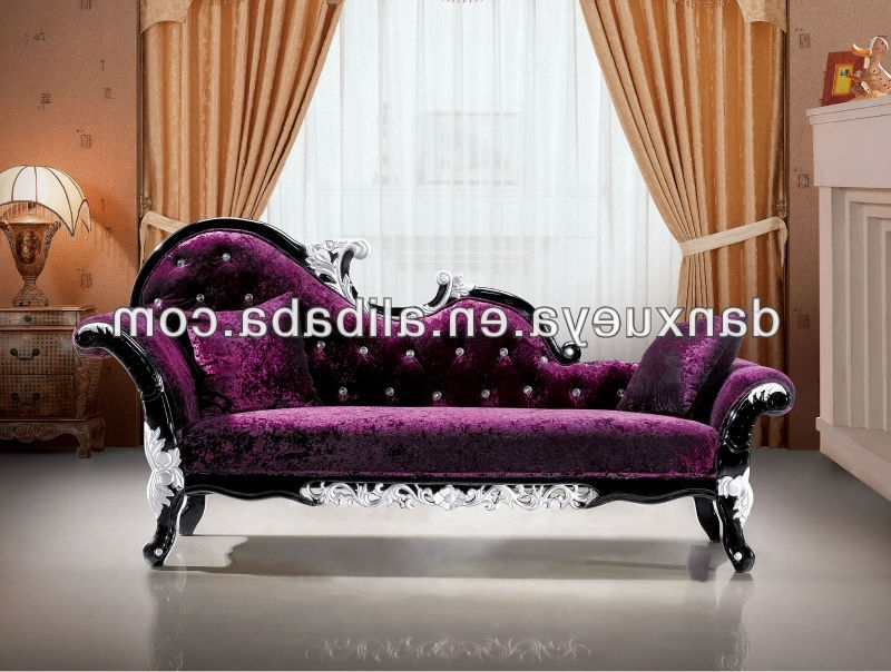 2017 Chaise Lounges For Sale Elegant Double Wide Antique Sofa Lounge Pertaining To Elegant Chaise Lounge Chairs (View 8 of 15)