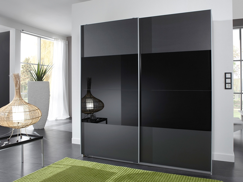 2017 Coloured Sliding Door Wardrobes – Sliding Door Wardrobes – Bedroom Inside Coloured Wardrobes (View 1 of 15)