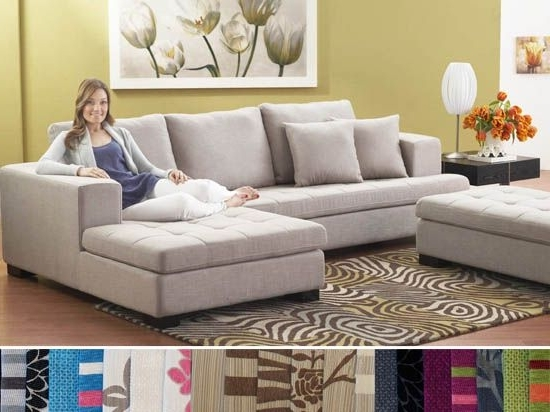 2017 Dania Sectional Sofas With Mirak Sectional – Dania (View 2 of 10)