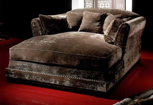 2017 Double Chaise Lounge Sofas With Regard To Impressive Double Chaise Lounge Sofa Double Chaise Lounge For (View 1 of 15)