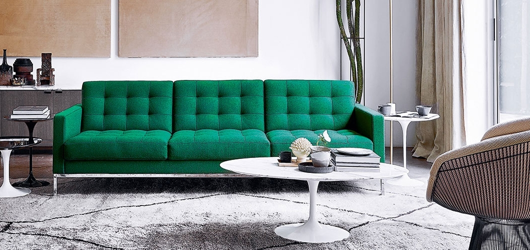 2017 Florence Knoll Living Room Sofas Pertaining To Nice Florence Knoll Sofa Design Florence Knoll Relaxed Sofa And (View 1 of 10)