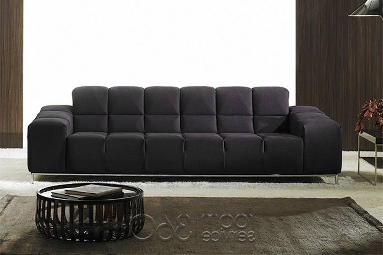 2017 Florence Leather Sofas Within Sofa Design: Panda Modern Italian Your Designer Leather Sofa (View 1 of 10)