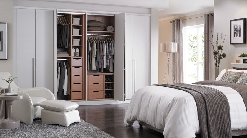 Top 15 of Folding Door Wardrobes