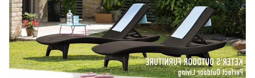 Featured Photo of Keter Chaise Lounge Chairs