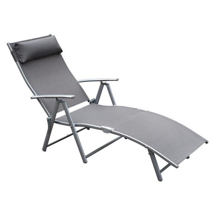 2017 Lowes Chaise Lounges Pertaining To Outdoor : Lowes Chaise Lounge Cushions Folding Lounge Chair Indoor (View 14 of 15)