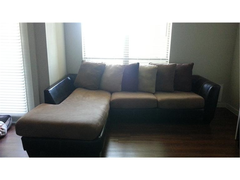 2017 Modern Style Austin Sectional Sofa With Microfiber Sectional Sofa Regarding Austin Sectional Sofas (View 10 of 10)