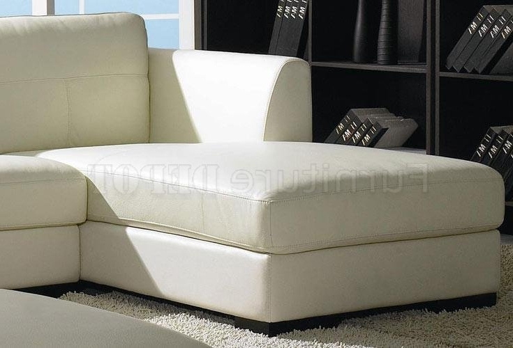 2017 Off White Leather Sofas Intended For Sofa Beds Design: Marvellous Contemporary Off White Leather (View 1 of 10)