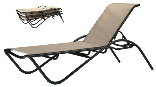 2017 Sam's Club Outdoor Chaise Lounge Chairs Inside Aluminum Sling Chaise Lounge Sam S Club With Chair Idea  (View 1 of 15)