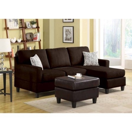 Featured Photo of Sectionals With Reversible Chaise